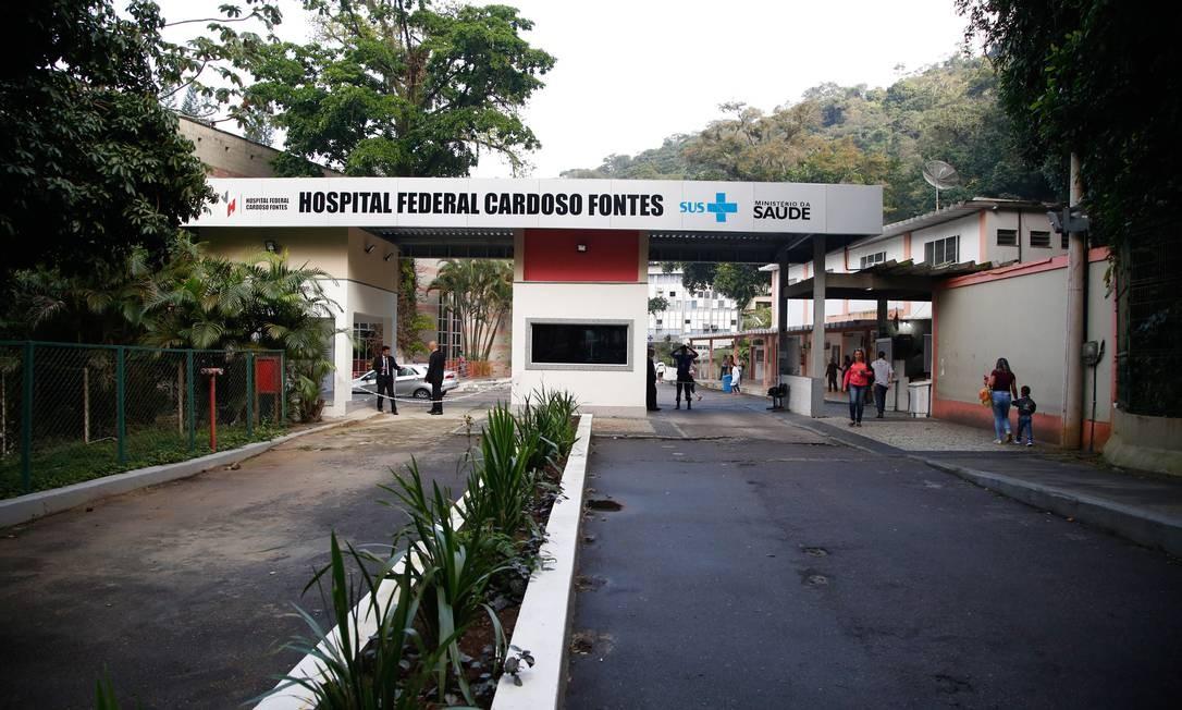 Image result for hospital cardoso fontes