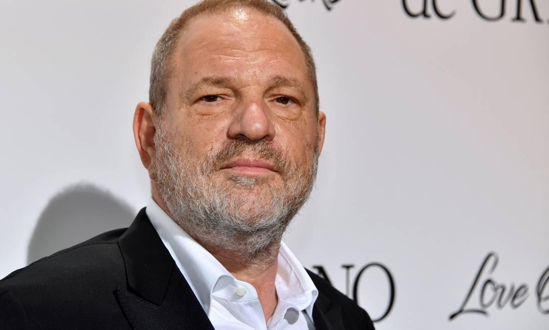 """Protação está sendo chamada de """"cláusula Weinstein"""", em referência ao produtor de filmes Harvey Weinstein, denunciado por várias estrelas de Hollywood por assédio Foto: YANN COATSALIOU / AFP"""