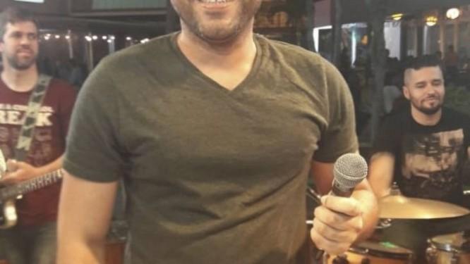 """Felipe Pires cantou a famosa """"Manuel"""", de Ed Motta Foto: Divulgação"""