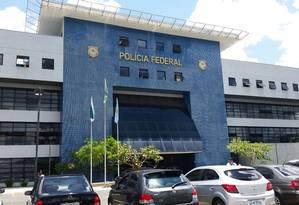 Sede da Polícia Federal em Curitiba Foto: André Richter / Agência Brasil