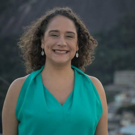 Luciana Boiteux, do PSOL, sustenta no STF a tese da ação que pede a descriminalização do aborto até o terceiro mês de gestação Foto: Divulgação