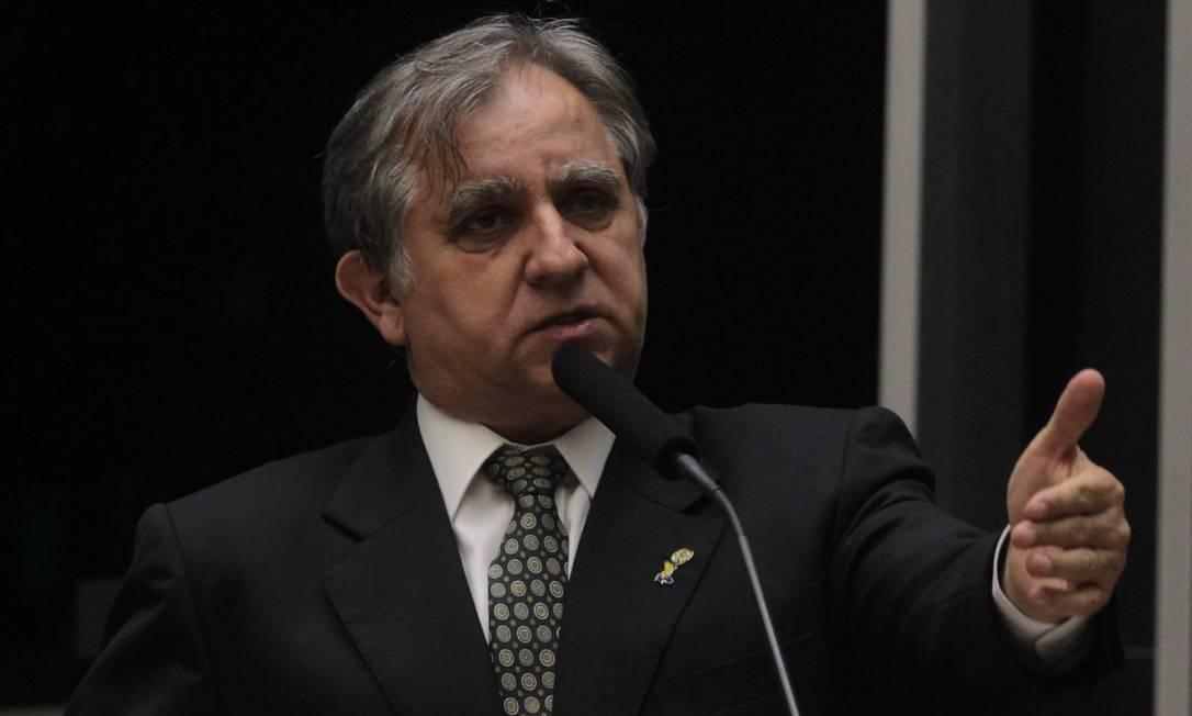 Izalci Lucas foi eleito senador do DF Foto: Givaldo Barbosa / Agência O Globo (26/09/2013)