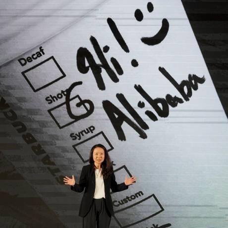 Starbucks aposta em parceria com Alibaba para intensificar suas vendas na China Foto: Aly Song / Reuters