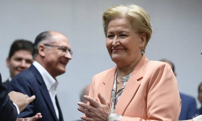 Fontes do PSDB: Ana Amélia aceitou ser vice do candidato Geraldo Alckmin