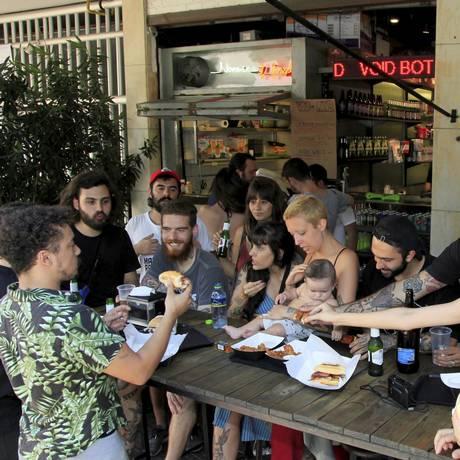 House of food na Void Foto: Uanderson Fernandes / Agência O Globo