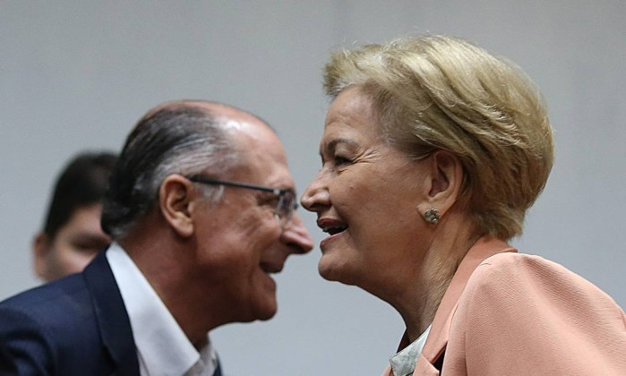 Resultado de imagem para alckmin ana amélia