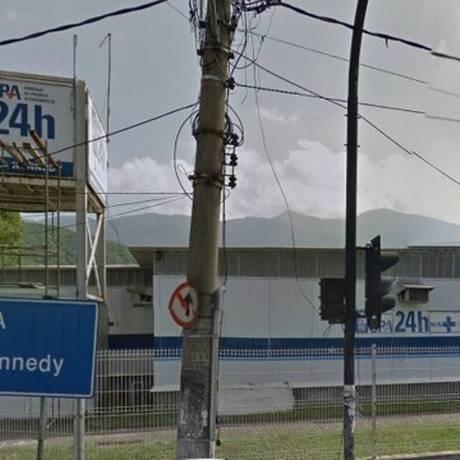 A UPA da Vila Kennedy está funcionando com vários remedios em falta Foto: Reprodução