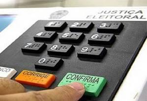 Eleitores preferem se informar sobre candidatos por meio de conteúdo jornalístico Foto: TSE