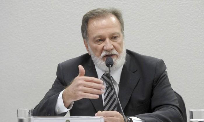 Osmar Dias Foto: Marcos Oliveira / Agência Senado