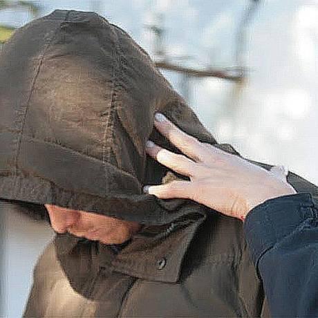 O falso médico Felipe Nori foi preso na Argentina Foto: Reprodução