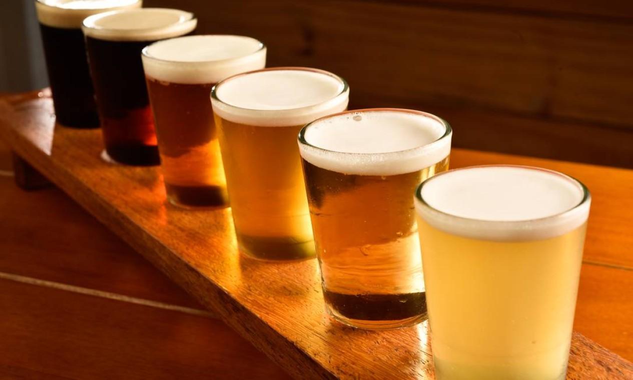 Hoje é Dia Internacional da Cerveja Foto: Bruno de Lima