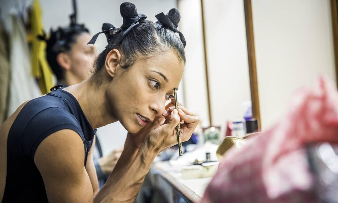 Os dois espetáculos estão em temporada em São Paulo entre 2 e 12 de agosto, no Teatro Alfa Anna Carolina Negri / Agência O Globo