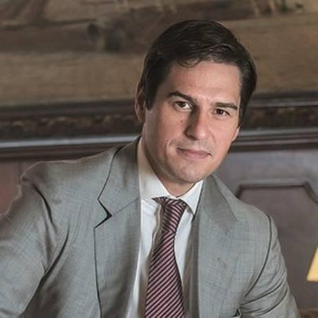 Gustavo Junqueira, ex-presidente da Sociedade Rural Brasileira Foto: Rogério Albuquerque / Editora Globo