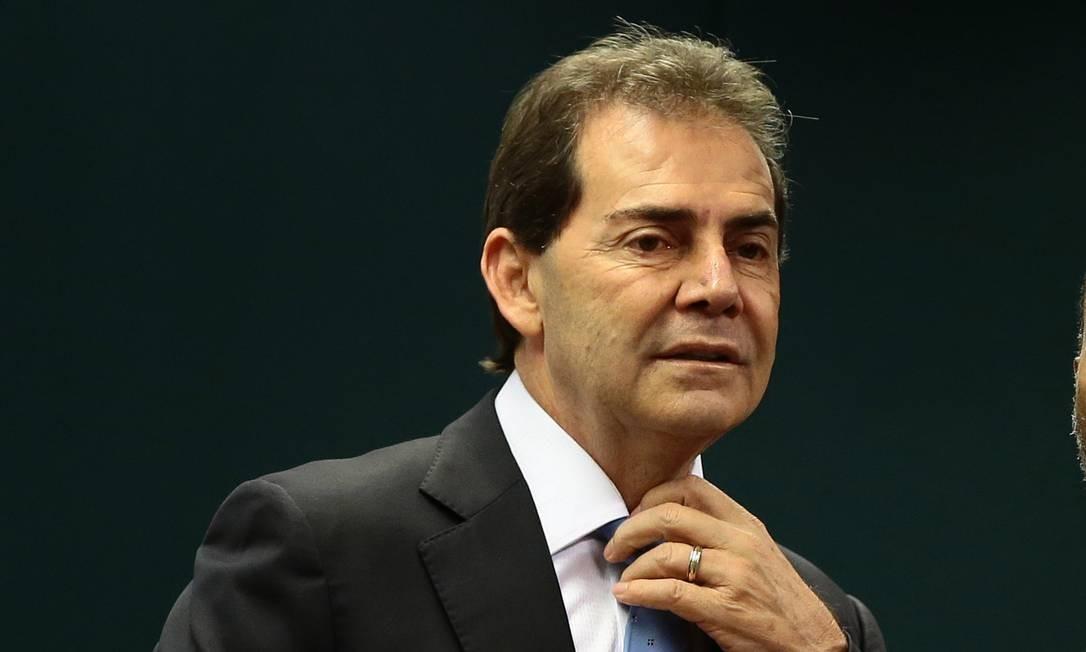 O deputado federal Paulo Pereira da Silva, o Paulinho da Força (SD-SP) Foto: Givaldo Barbosa / Agência O Globo