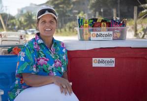 Teresa investe em diferenciais para captar clientes Foto: Emily Almeida