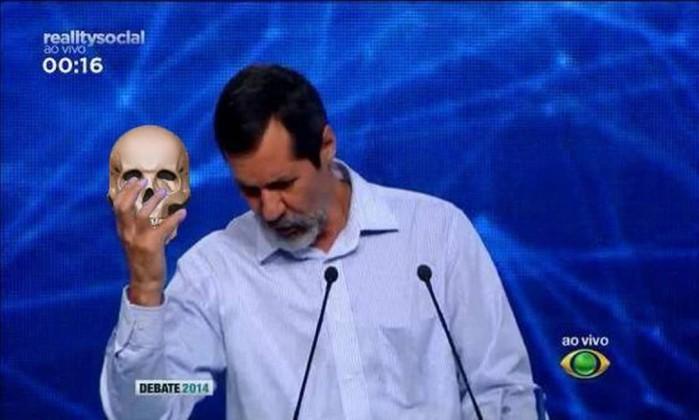 Resultado de imagem para Vice de Marina, Eduardo Jorge foi manancial de memes em 2014