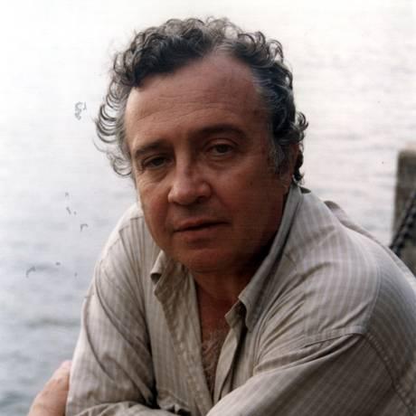 Escritor Edgard Telles Ribeiro Foto: Divulgação