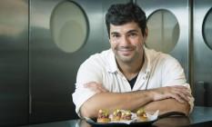 Felipe Bronze, chef do Oro e do Pipo, e novo colunista do Globo Foto: Leo Martins / Agência O Globo