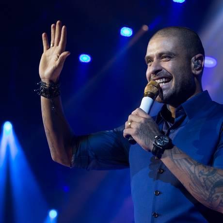 Show. Diogo vai cantar composições que enaltecem o samba de raiz Foto: Marcos Hermes / Divulgação/ Marcos Hermes