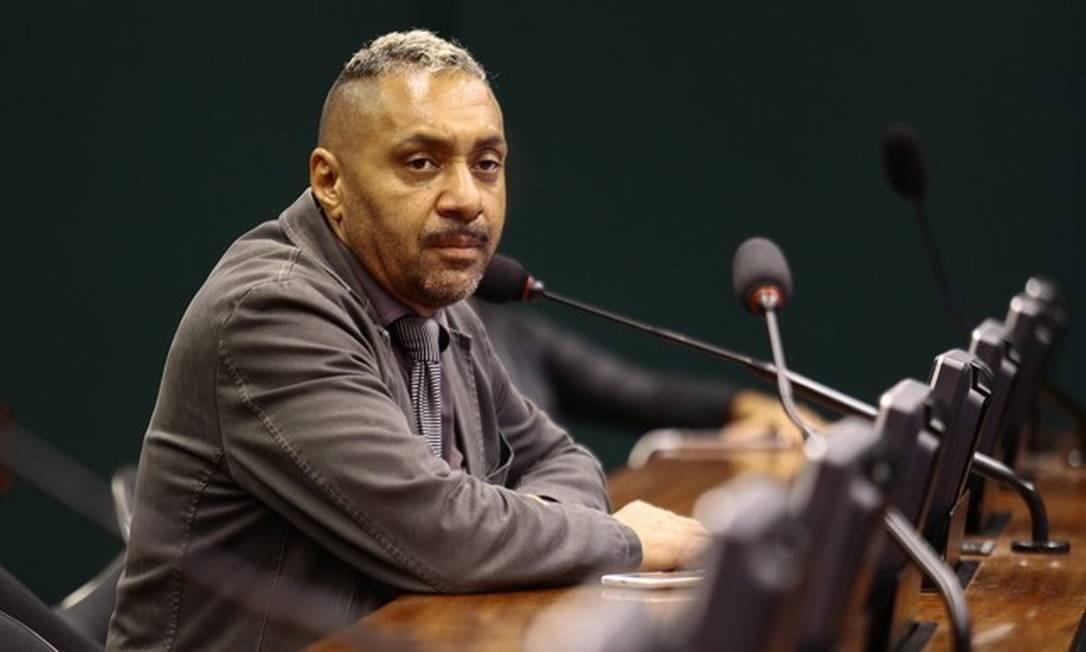 O deputado federal Tiririca (PR-SP) tentará terceiro mandato na Câmara Foto: Jorge William / Agência O Globo