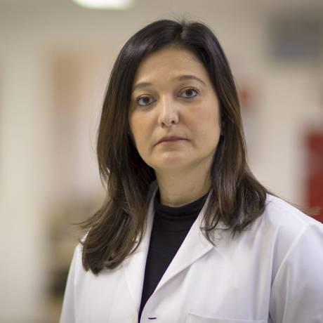 Daniela Pedroso é psicóloga do serviço de violência sexual do Pérola Byington Foto: Edilson Dantas / Agência O Globo