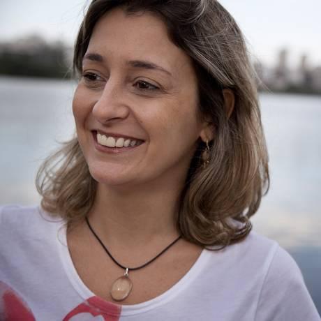 Lygia Guedes, terapia do Fogo Sagrado Foto: Simone Marinho / Agência O Globo