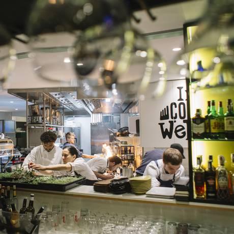O restaurante KultO, inspirado na gastronomia da Spanish, da América Latina e da Ásia Foto: Javier Luengo / Javier Luengo