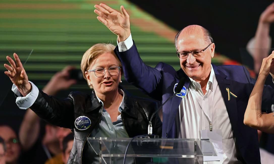 Vice de Alckmin declara apoio a Bolsonaro no segundo turno
