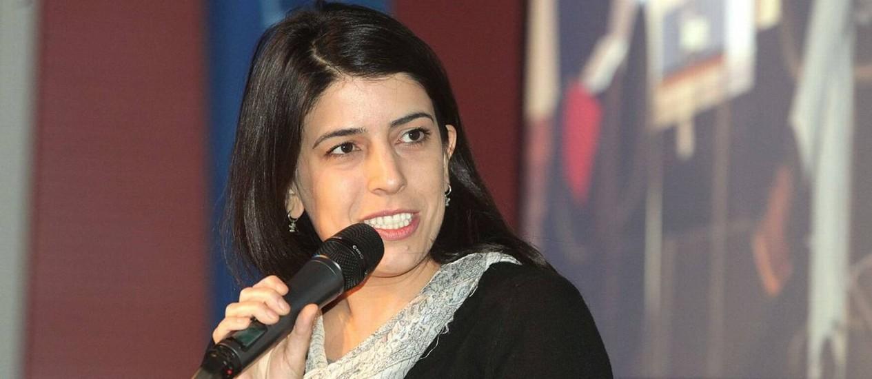 Raquel Cozer: nova diretora editorial da HarperCollins Brasil Foto: Divulgação