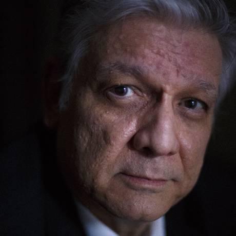 Mario Ribeiro, que pediu demissão do cargo de cargo de secretario-executivo do Ministerio da Integracao Nacional Foto: Daniel Marenco / Agência O Globo