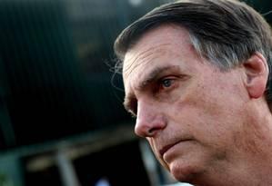 O candidato do PSL à Presidência, Jair Bolsonaro Foto: Ailton de Freitas / Agência O Globo