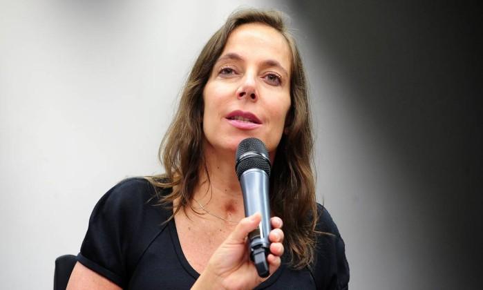 A deputada Mara Gabrilli Foto: Alexandra Martins / Câmara dos Deputados