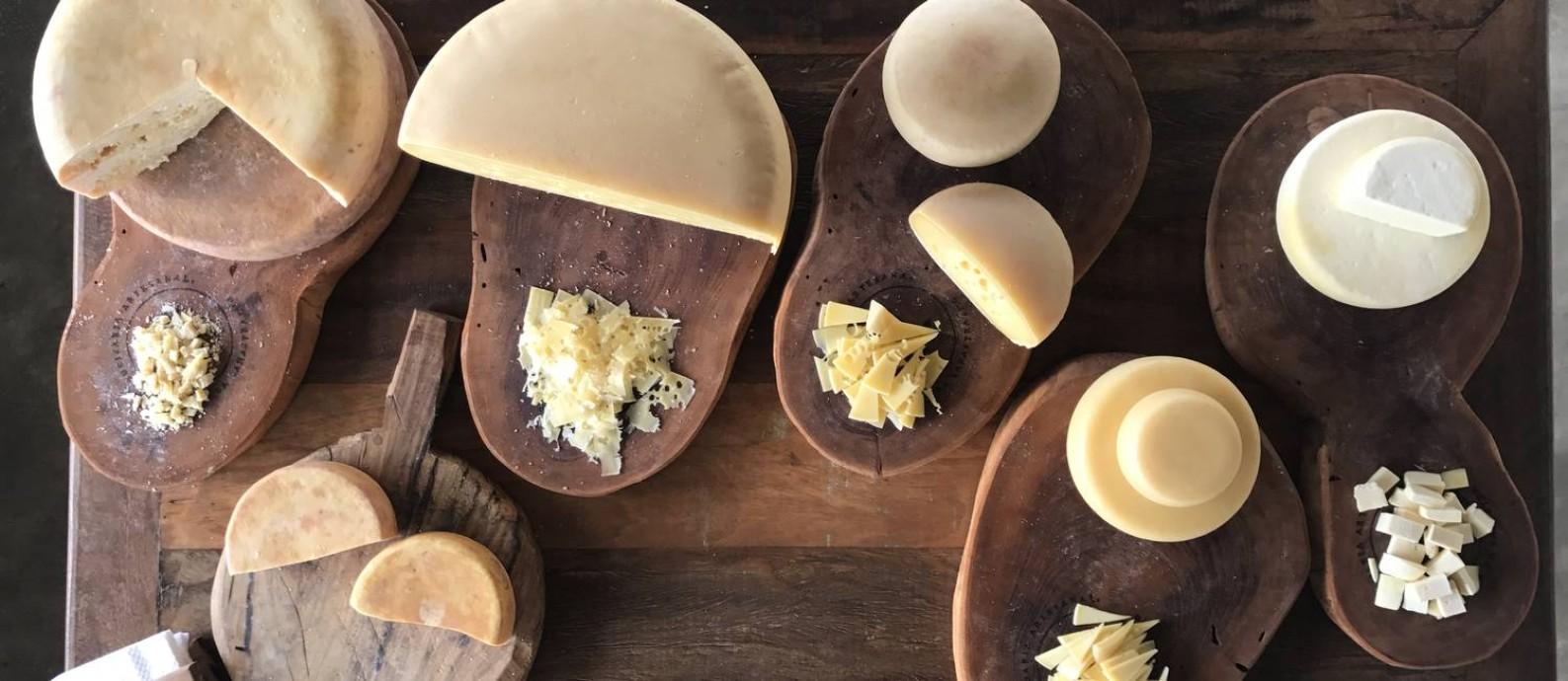 Festival de queijos na Casa Carandaí Foto: Divulgaçao