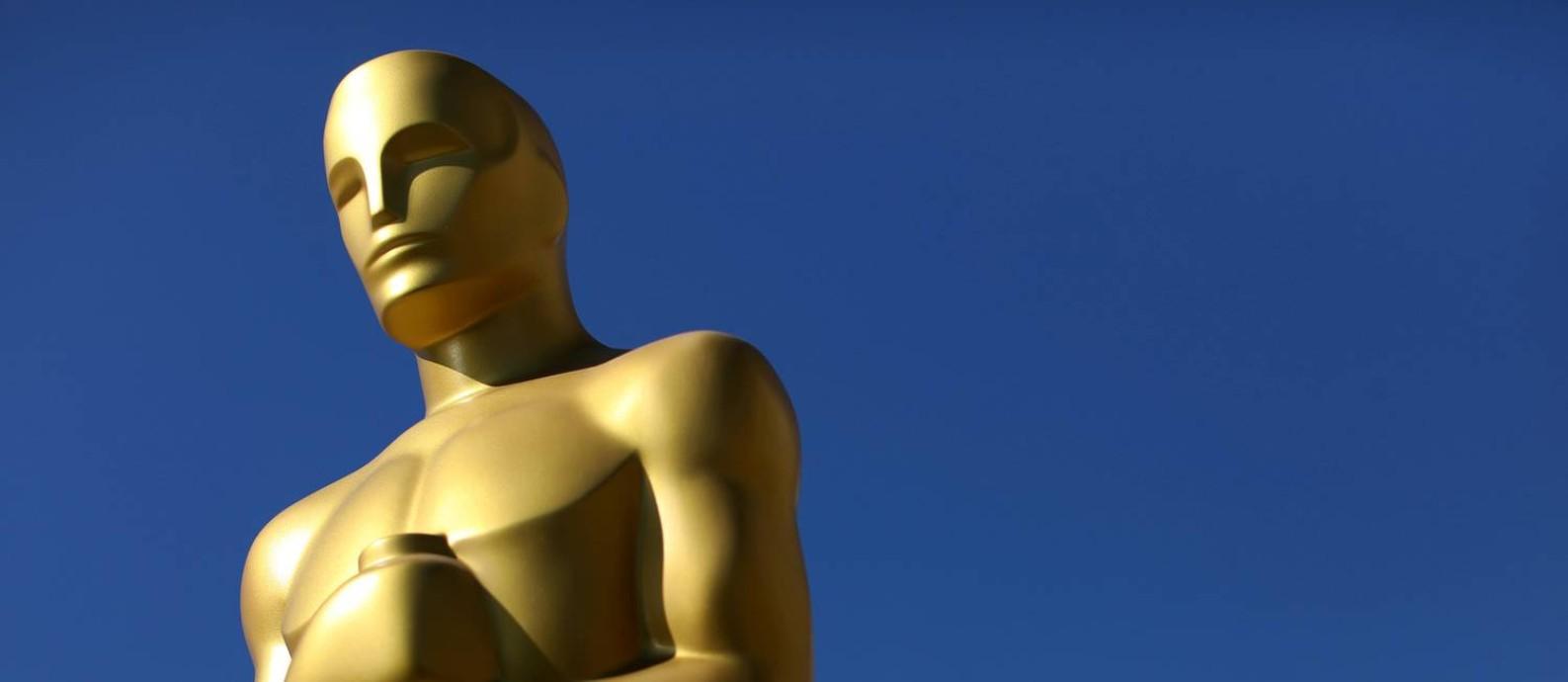 O Oscar, que na 90ª edição deverá passar por mudanças Foto: Mike Blake / REUTERS
