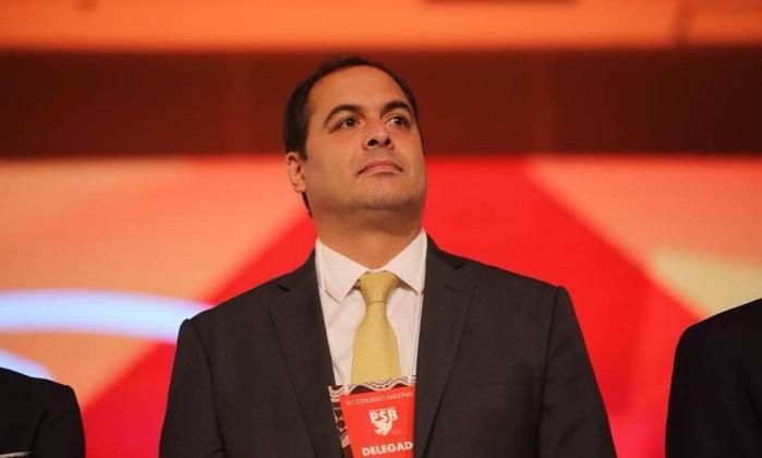 Paulo Câmara, governador de Pernambuco Foto: Reprodução / Facebook