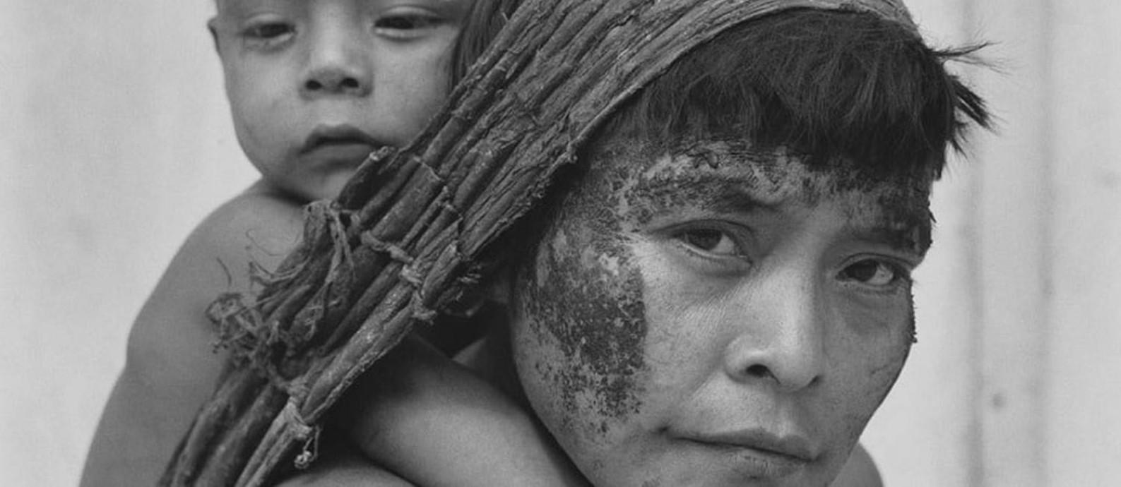 RS - filme Como fotografei os Yanomami