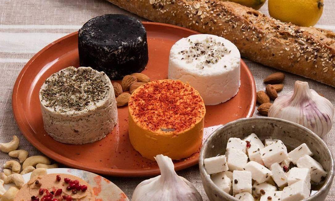 Refeição indicada pelo site Happy Cow, que lista locais e pratos vegetarianos em diversas cidades pelo mundo Foto: Divulgação/Happy Cow