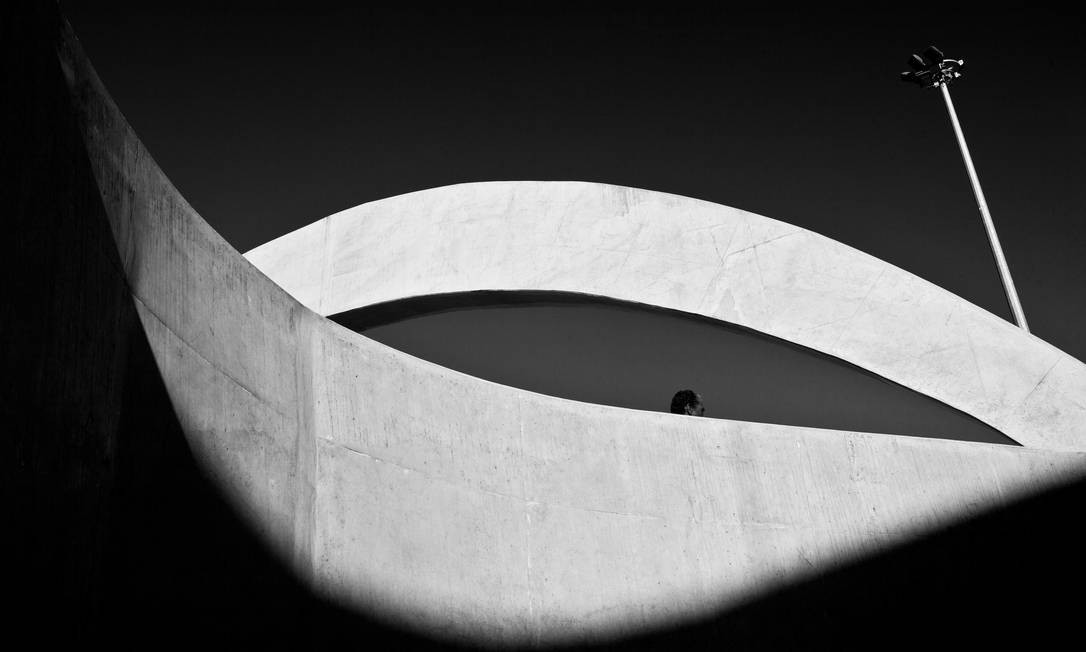 """Outra foto da exposição """"Olho por olho - arte e documentação"""", de Márcia Foletto. Márcia Foletto"""