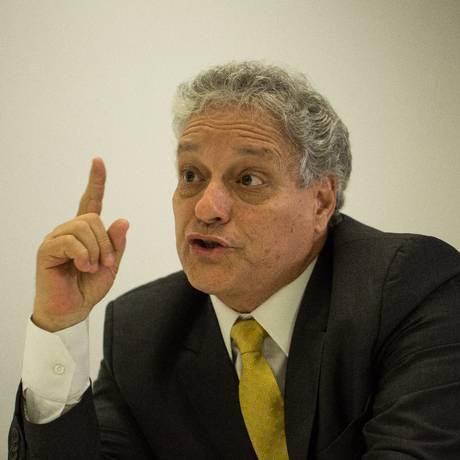 O candidato à Presidência do PPL, João Vicente Goulart Foto: Brenno Carvalho / Agência O Globo
