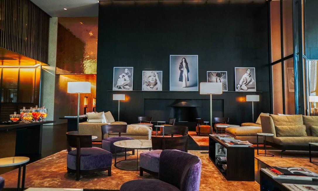 Um hotel Bulgari não é muito diferente de uma joia da marca italiana. É o equilíbrio perfeito entre materiais raros e design de perder o fôlego, sem prazo de validade Foto: Divulgação