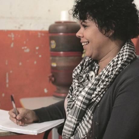 A pedagoga Janaina Oliveira atua há 20 anos como coordenadora pedagógica em Seabra, no interior da Bahia, e criou projetos inovadores de alfabetização Foto: Divulgação