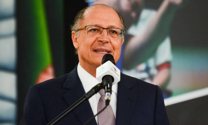 Geraldo Alckmin Foto: Rovena Rosa / Agência Brasil