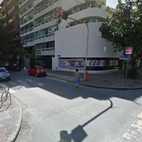 O local onde ocorreu o crime Foto: Google Street View / Reprodução