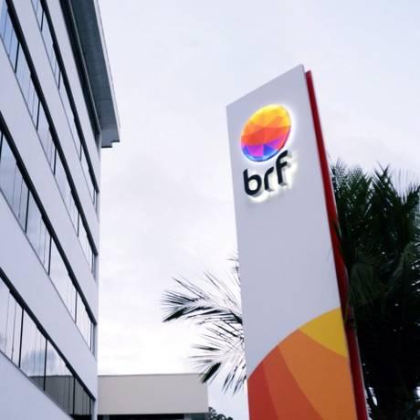 A gigante do setor de alimentos BRF teve prejuízo líquido de R$ 1,5 bilhão no segundo tri de 2018 Foto: Lucas Tavares / Agência O Globo