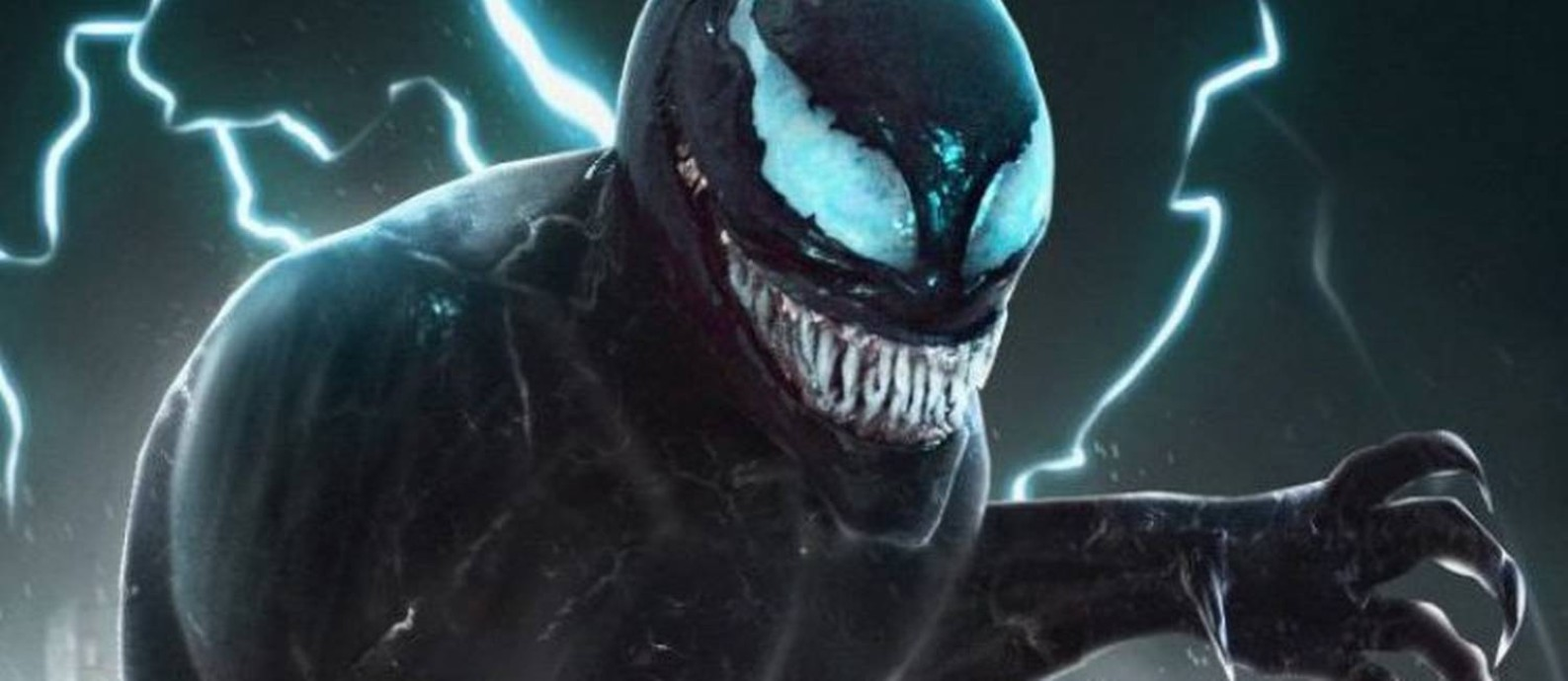 Venom, popular vilão do universo do Homem-Aranha Foto: Divulgação