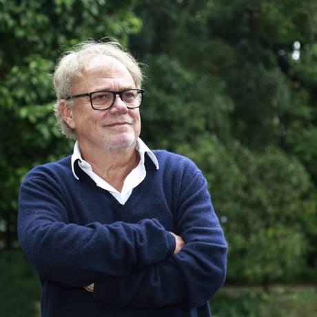 O psicanalista Leopold Nosek Foto: Marcos Ramos / Agência O Globo