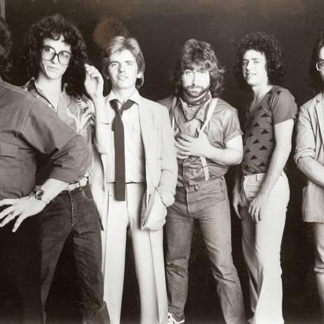 O grupo americano Toto Foto: Divulgação