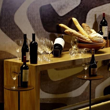 O Grand Hyatt realiza o evento Wine Club a cada dois meses Foto: Gustavo Miranda / Agência O Globo