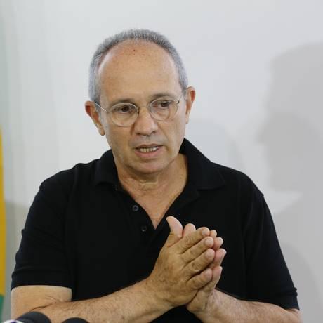 Governador Paulo Hartung passa bem após acidente aéreo Foto: Pablo Jacob / Pablo Jacob