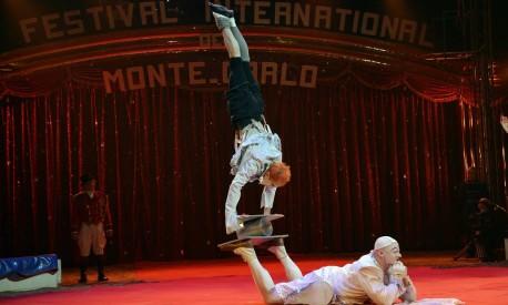 Circo de estrelas da Rússia Foto: Charly Gallo / Divulgação